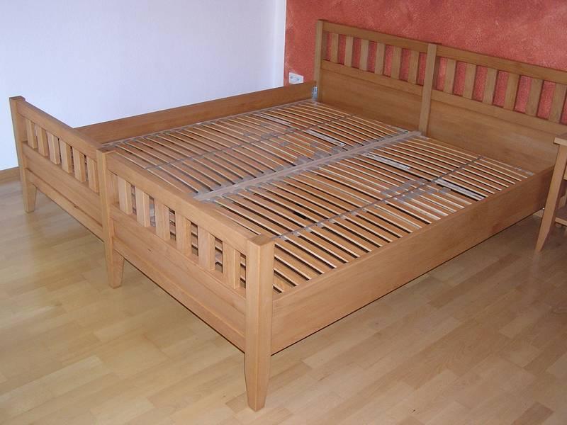bau eines bettes mit bildern. Black Bedroom Furniture Sets. Home Design Ideas