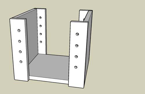 re st nderbohrmaschine tisch bauen. Black Bedroom Furniture Sets. Home Design Ideas