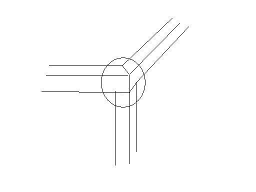 eckverbindung von 3 balken. Black Bedroom Furniture Sets. Home Design Ideas