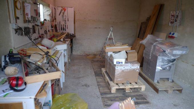 werkstattboden. Black Bedroom Furniture Sets. Home Design Ideas